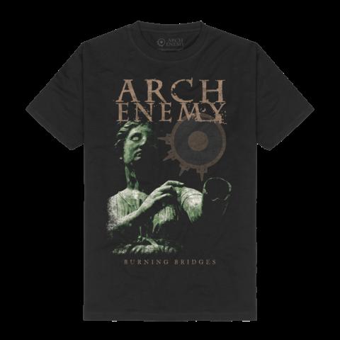 √Burning Bridges von Arch Enemy - t-shirt jetzt im Arch Enemy Shop