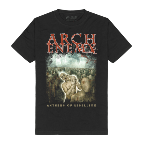 Anthems Of Rebellion by Arch Enemy - t-shirt - shop now at Arch Enemy store