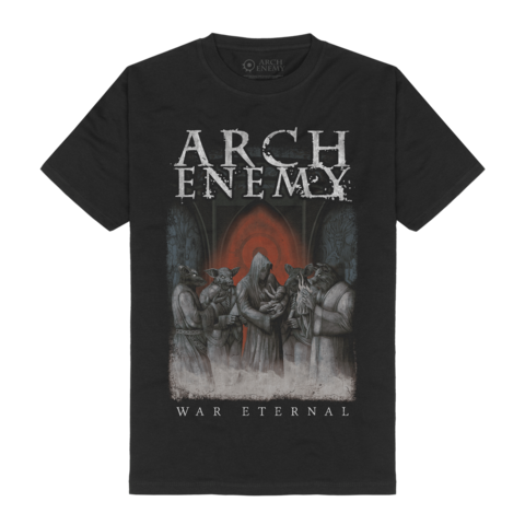 War Eternal by Arch Enemy - t-shirt - shop now at Arch Enemy store