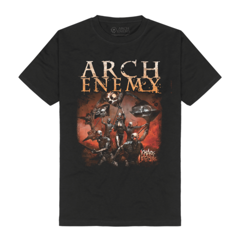 Khaos Legions by Arch Enemy - t-shirt - shop now at Arch Enemy store