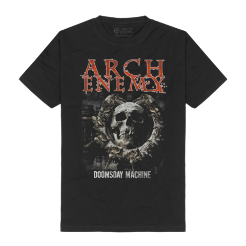Doomsday Machine by Arch Enemy - t-shirt - shop now at Arch Enemy store
