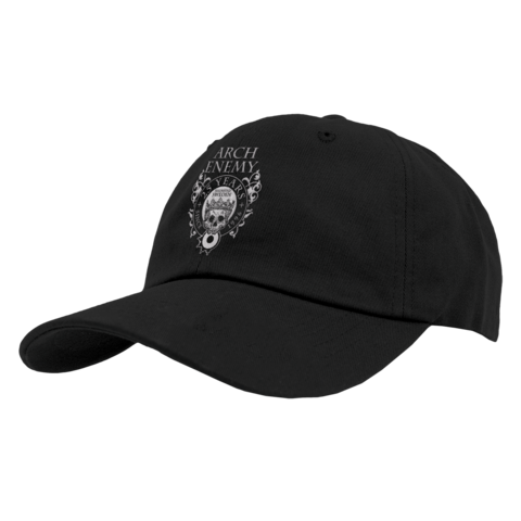 25 Years Crest by Arch Enemy - Baseball Cap - shop now at Arch Enemy store