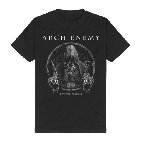 Deceiver, Deceiver by Arch Enemy - t-shirt - shop now at Arch Enemy store