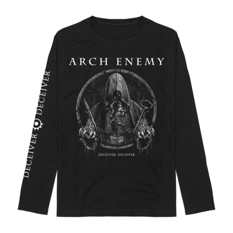 Deceiver, Deceiver by Arch Enemy - Longsleeve - shop now at Arch Enemy store