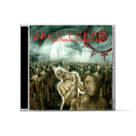 Anthems Of Rebellion by Arch Enemy - 1CD - shop now at Arch Enemy store