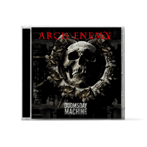 Doomsday Machine by Arch Enemy - 1CD - shop now at Arch Enemy store