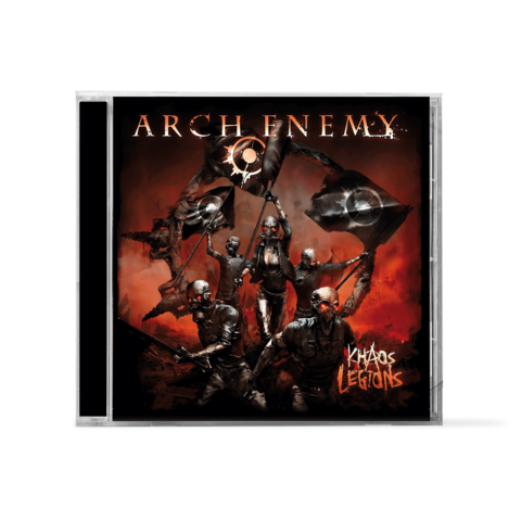 Khaos Legions by Arch Enemy - 1CD - shop now at Arch Enemy store