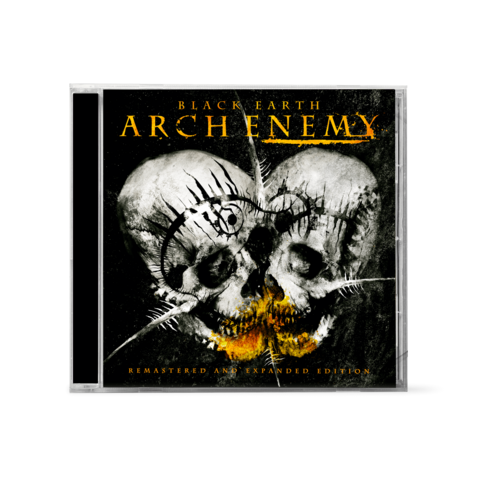 √Black Earth (re-issue 2013) von Arch Enemy - 2CD jetzt im Arch Enemy Shop