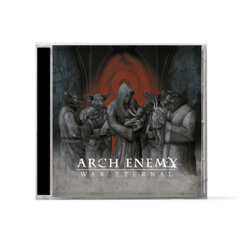 War Eternal by Arch Enemy - 1CD - shop now at Arch Enemy store
